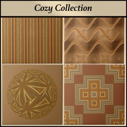 Gingezel Tile Cozy Collection